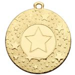50mm Star Medal AM1173